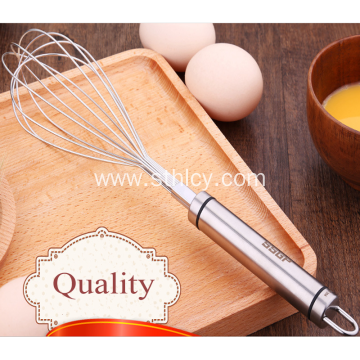 304 Stainless Steel Food Grade Egg Beater